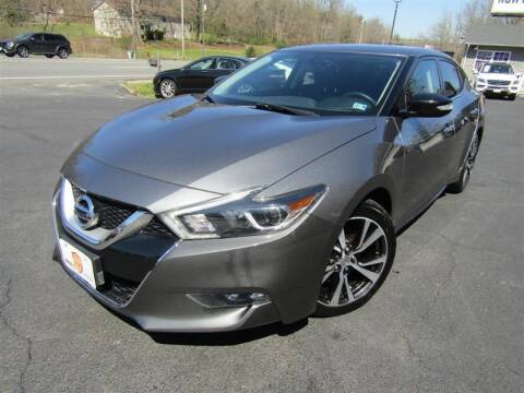 2016 Nissan Maxima for sale at Guarantee Automaxx in Stafford VA