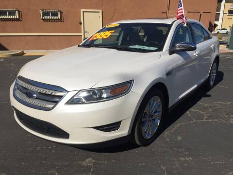 2010 Ford Taurus for sale at Oxnard Auto Brokers in Oxnard CA