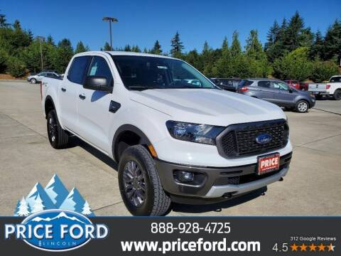 2021 Ford Ranger for sale at Price Ford Lincoln in Port Angeles WA