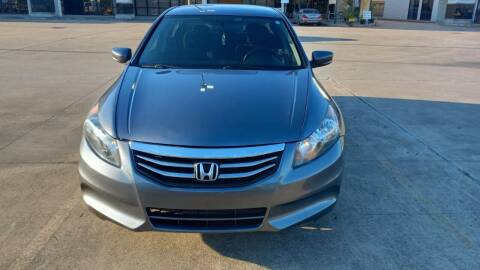2012 Honda Accord for sale at Nation Auto Cars in Houston TX