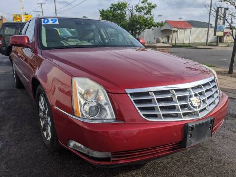 2009 Cadillac DTS for sale at GREAT DEALS ON WHEELS in Michigan City IN