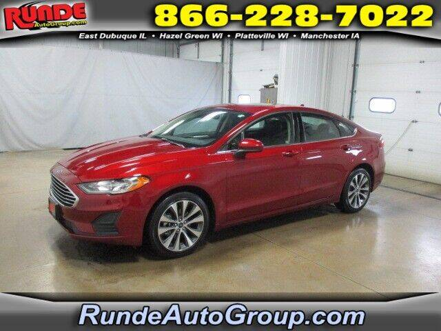 2019 Ford Fusion for sale in Hazel Green, WI