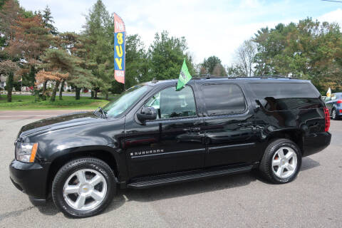 2007 Chevrolet Suburban for sale at GEG Automotive in Gilbertsville PA