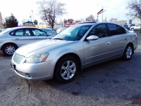 2004 Nissan Altima for sale at Larry's Auto Sales Inc. in Fresno CA