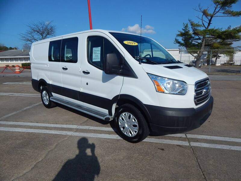 2019 Ford Transit Cargo for sale at Vail Automotive in Norfolk VA