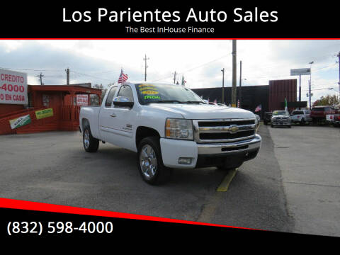 2011 Chevrolet Silverado 1500 for sale at Los Parientes Auto Sales in Houston TX