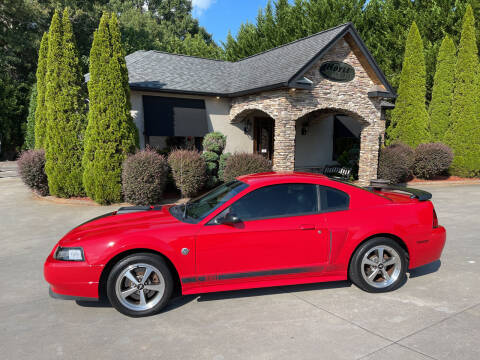 2004 Ford Mustang for sale at Hoyle Auto Sales in Taylorsville NC