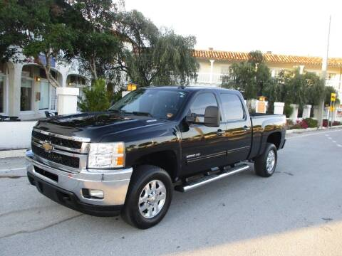 2011 Chevrolet Silverado 2500HD for sale at BIG BOY DIESELS in Ft Lauderdale FL