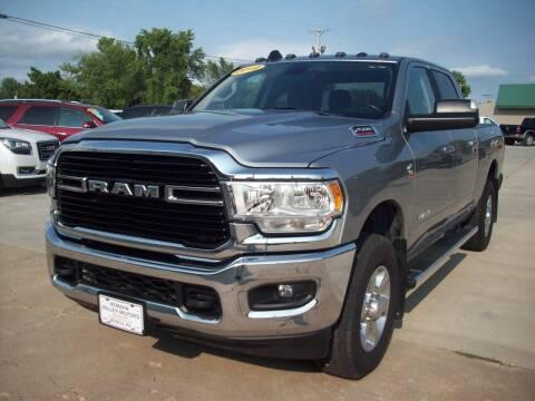 2019 RAM Ram Pickup 2500 for sale at Nemaha Valley Motors in Seneca KS