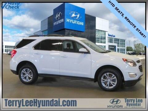 2016 Chevrolet Equinox for sale at Terry Lee Hyundai in Noblesville IN