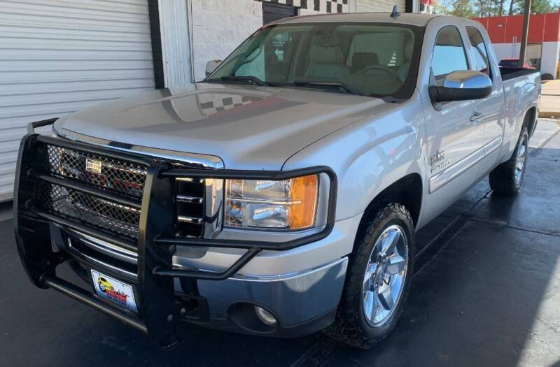 2012 GMC Sierra 1500 for sale at Tiny Mite Auto Sales in Ocean Springs MS