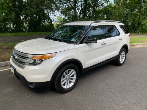 2014 Ford Explorer for sale at Crazy Cars Auto Sale in Jersey City NJ