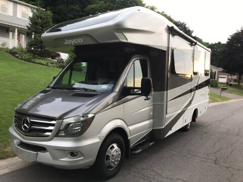 2017 Mercedes-Benz Sprinter for sale at Dominic Sales LTD in Syracuse NY