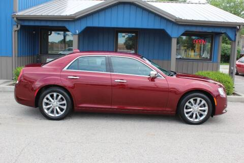2019 Chrysler 300 for sale at Fred Allen Auto Center in Winamac IN