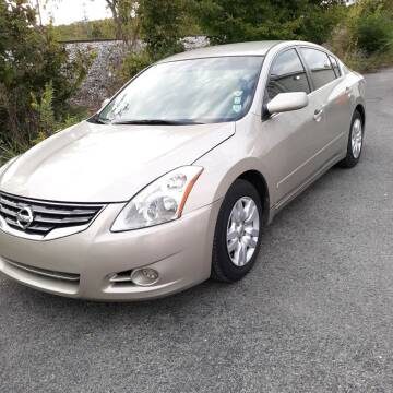 2010 Nissan Altima for sale at 1A Auto Mart Inc in Smyrna TN