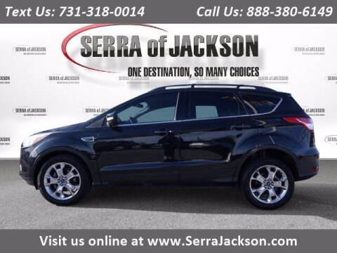2013 Ford Escape for sale at Serra Of Jackson in Jackson TN