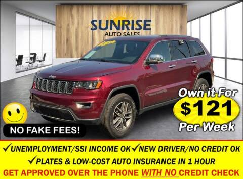2019 Jeep Grand Cherokee for sale at AUTOFYND in Elmont NY