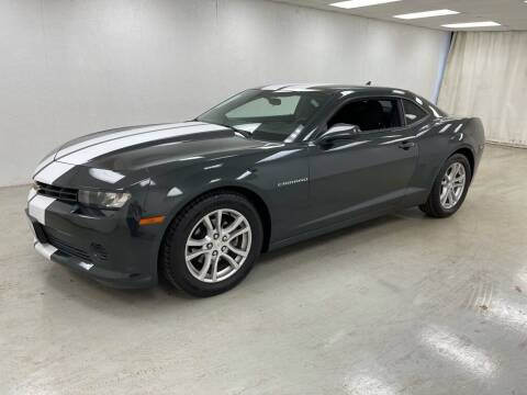 2014 Chevrolet Camaro for sale at Kerns Ford Lincoln in Celina OH