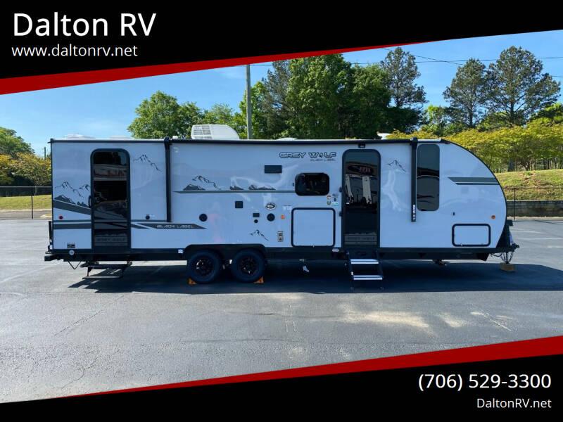 2022 Forest River Grey Wolf 26DBHBL for sale at Dalton RV in Dalton GA