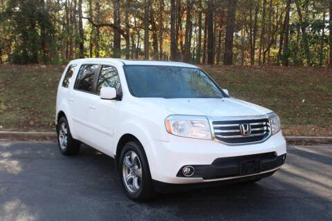 2013 Honda Pilot for sale at El Patron Trucks in Norcross GA