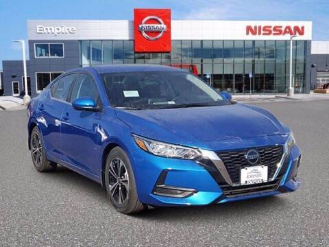 2020 Nissan Sentra for sale at EMPIRE LAKEWOOD NISSAN in Lakewood CO