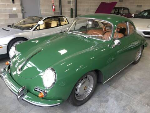 1965 Porsche 356 for sale at Classic Car Deals in Cadillac MI