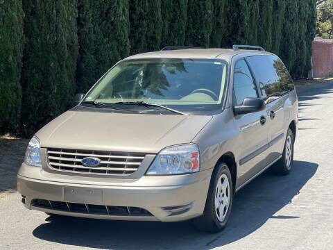 2006 Ford Freestar for sale at River City Auto Sales Inc in West Sacramento CA