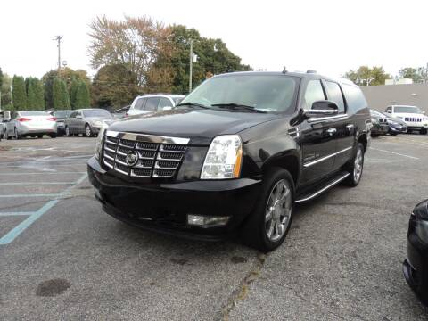 2008 Cadillac Escalade ESV for sale at Indy Star Motors in Indianapolis IN