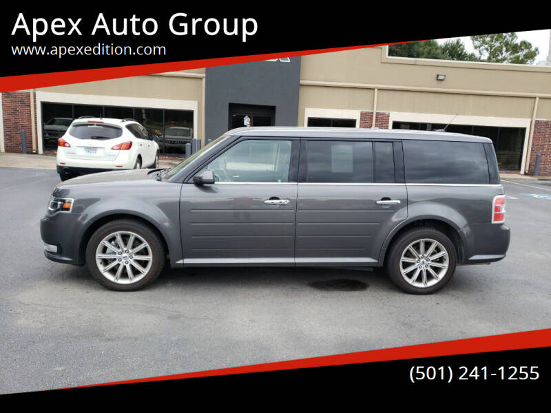 2019 Ford Flex for sale at Apex Auto Group in Cabot AR