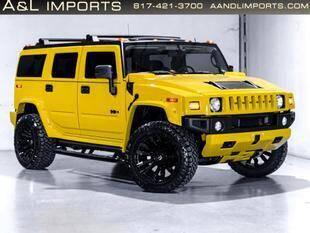 2007 HUMMER H2 for sale at A & L IMPORTS INC in Colleyville TX