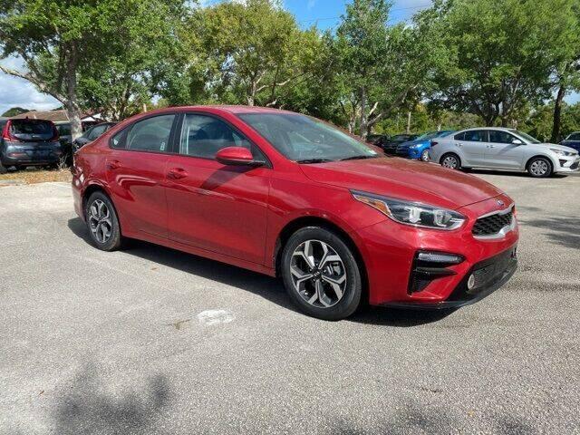 2021 Kia Forte for sale in Vero Beach, FL