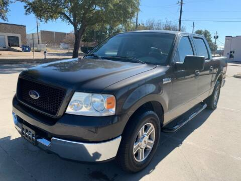 2005 Ford F-150 for sale at Sima Auto Sales in Dallas TX