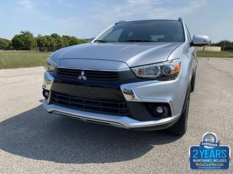 2016 Mitsubishi Outlander Sport for sale at Destin Motors in Plano TX