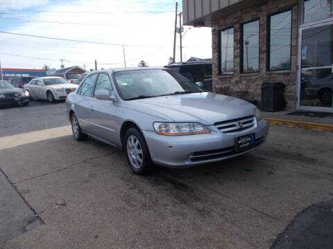 2002 Honda Accord for sale at Preferred Motor Cars of New Jersey in Keyport NJ