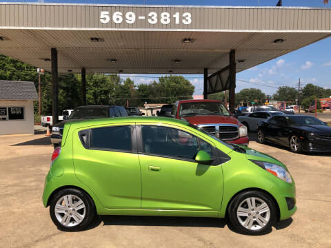 2015 Chevrolet Spark for sale at BOB SMITH AUTO SALES in Mineola TX