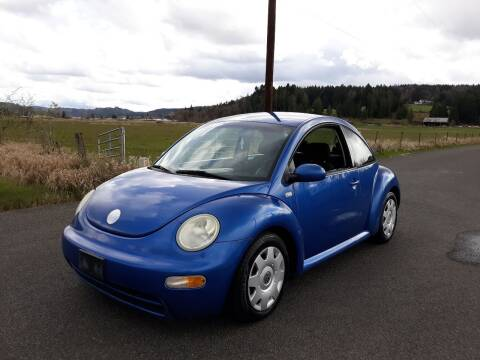 2003 Volkswagen New Beetle for sale at State Street Auto Sales in Centralia WA