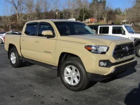 2017 Toyota Tacoma for sale at Specialty Car Company in North Wilkesboro NC