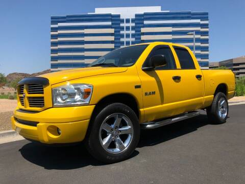 2008 Dodge Ram Pickup 1500 for sale at Day & Night Truck Sales in Tempe AZ