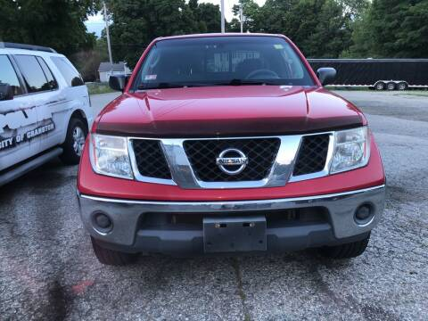 2007 Nissan Frontier for sale at Worldwide Auto Sales in Fall River MA