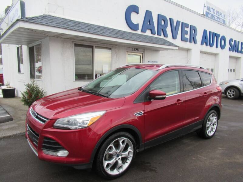 2014 Ford Escape for sale at Carver Auto Sales in Saint Paul MN