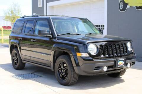 2015 Jeep Patriot for sale at Great Lakes Classic Cars & Detail Shop in Hilton NY