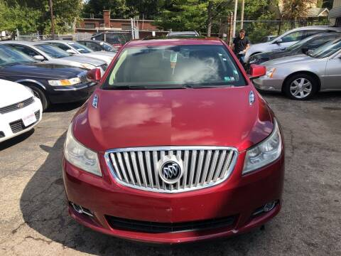 2010 Buick LaCrosse for sale at Six Brothers Auto Sales in Youngstown OH
