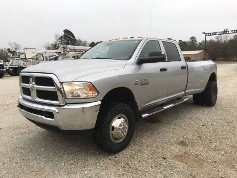 2015 RAM Ram Pickup 3500 for sale at Ramsey Truck Sales LLC in Benton AR