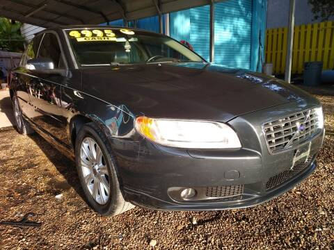 2009 Volvo S80 for sale at AFFORDABLE AUTO SALES OF STUART in Stuart FL
