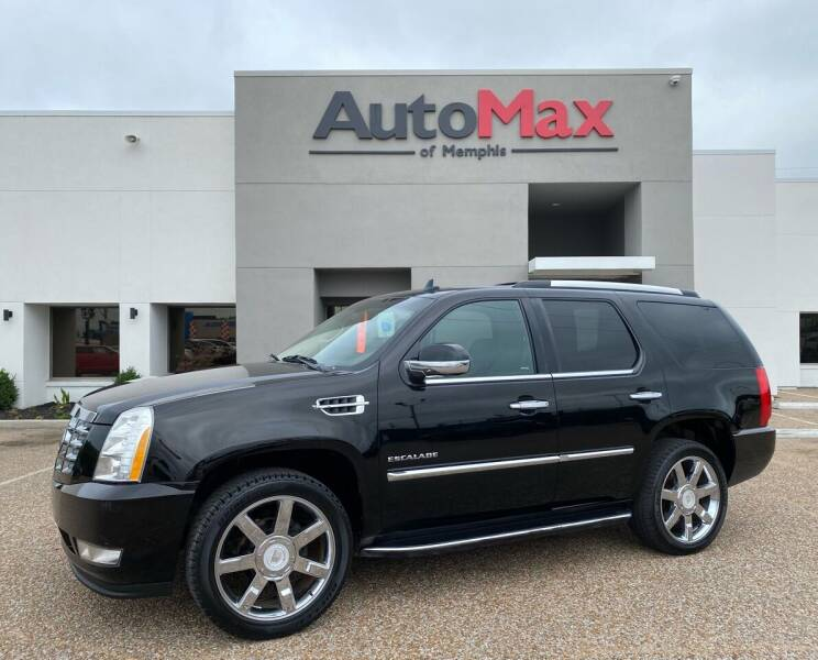 2013 Cadillac Escalade for sale at AutoMax of Memphis in Memphis TN