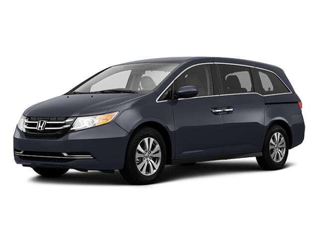 2015 Honda Odyssey for sale at Carros Usados Fresno in Fresno CA