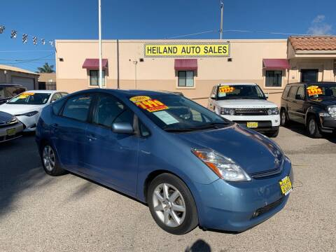 2008 Toyota Prius for sale at HEILAND AUTO SALES in Oceano CA