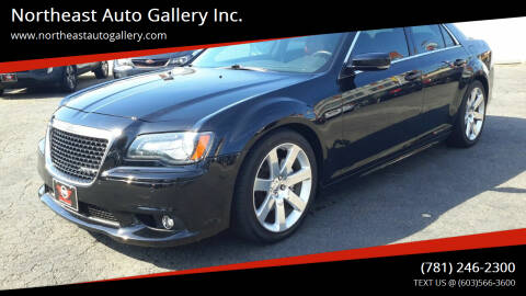2012 Chrysler 300 for sale at Northeast Auto Gallery Inc. in Wakefield Ma MA