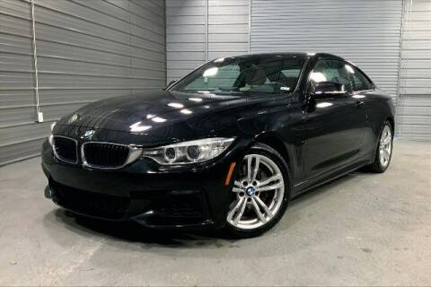 2014 BMW 4 Series for sale at TRUST AUTO in Sykesville MD