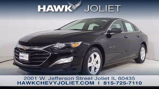 2021 Chevrolet Malibu for sale at Hawk Chevrolet of Bridgeview in Bridgeview IL